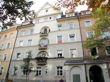 Vermittlung von Immobilien in Sendling und im Bereich Westpark.