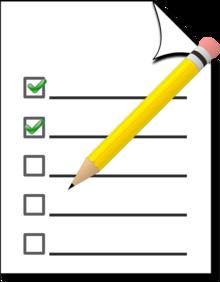 Checkliste Wohnungsverkauf