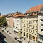 Dachterrassen-Appartement Nähe Marienplatz