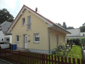 Einfamilienhaus in München-Untermenzing