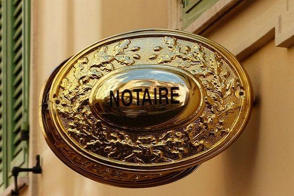 Notarieller Immobilienkaufvertrag Wohnung
