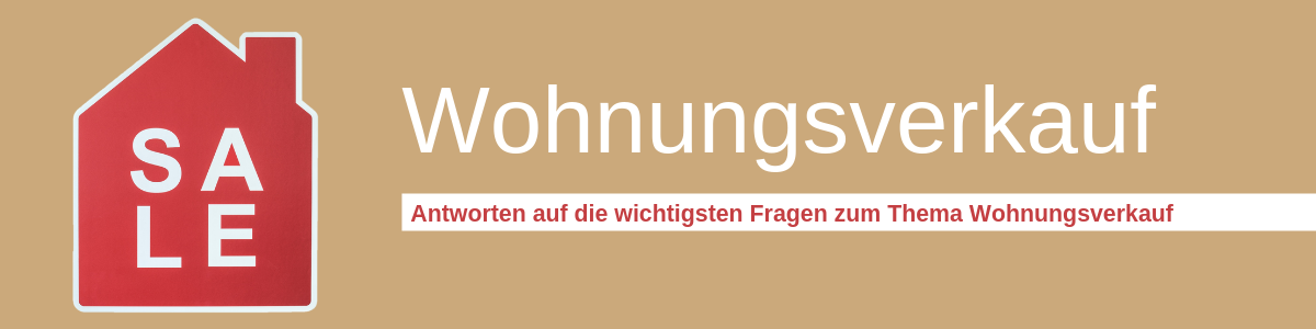Wohnungsverkauf München Banner
