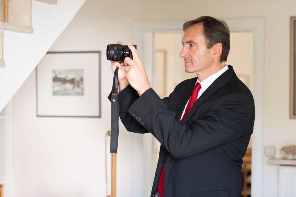 Immobilienverkauf durch serioesen Makler Rainer Fischer