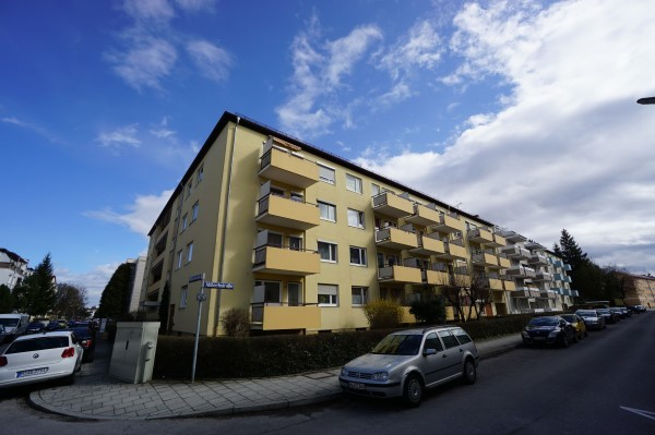 1,5 Zi. Whg. München-Moosach