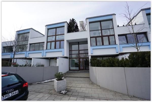 Maisonetten-Wohnung in Moosach zu verkaufen