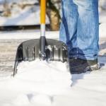 Wer macht was wenn der Gehweg vor dem Haus voller Schnee ist?