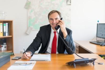 Rainer Fischer, Immobilienmakler München