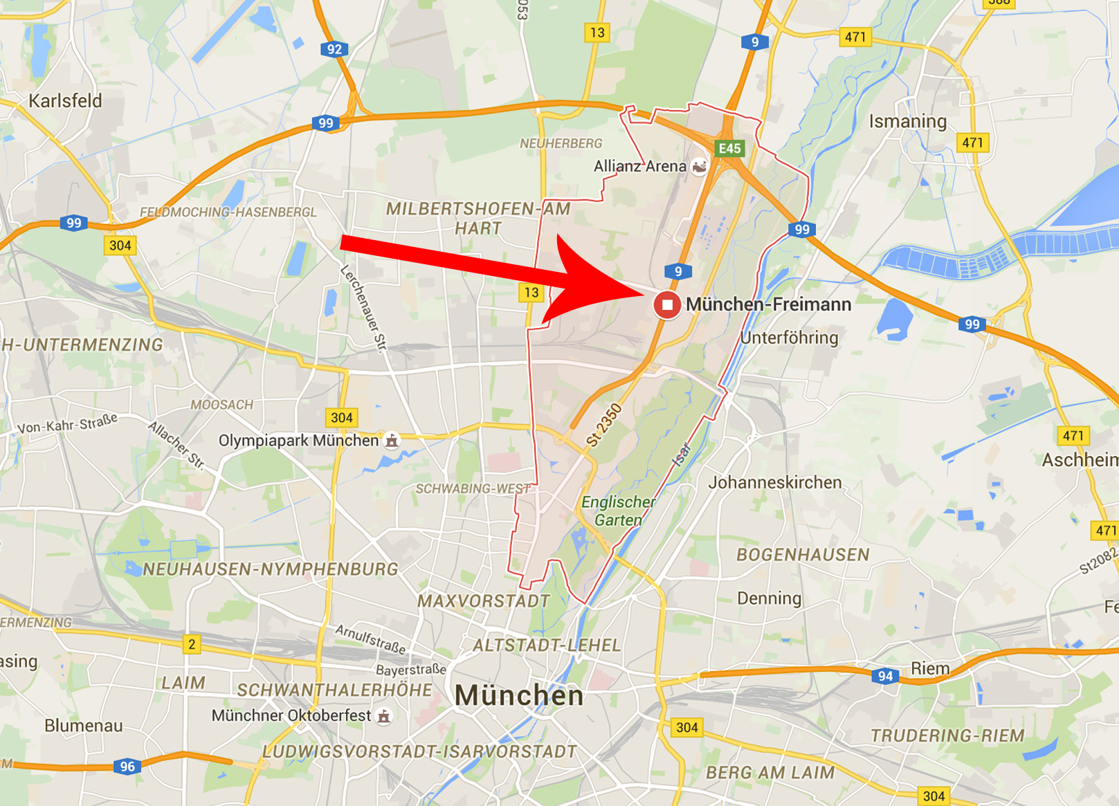 Stadtteilreport Munchen Freimann Fischer Immobilien