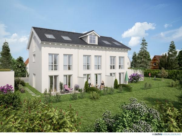 Neubau Reihenhäuser zum Verkauf in Milbertshofen, Am Hart