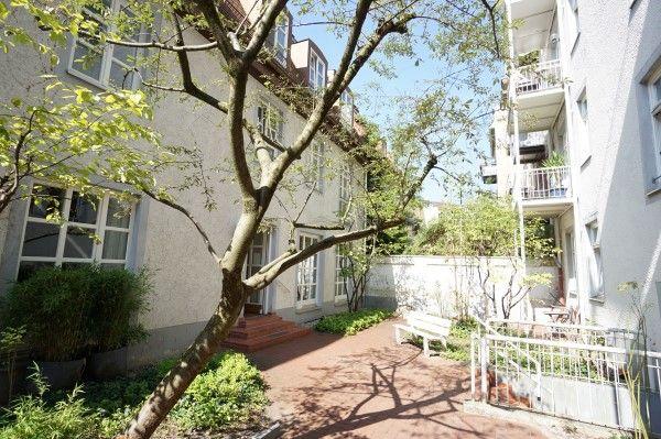 glockenbachviertel altbau appartement