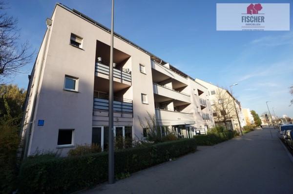 2 Zimmer Dachterrassenwohnung in Moosach auf Erbpacht