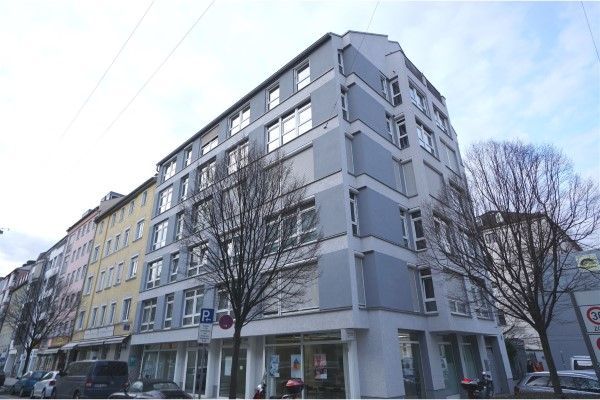 2-zimmereigentumswohnung in muenchen maxvorstadt