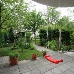 Erbpacht: ruhige 4-Zi.-Gartenwohnung in Milbertshofen