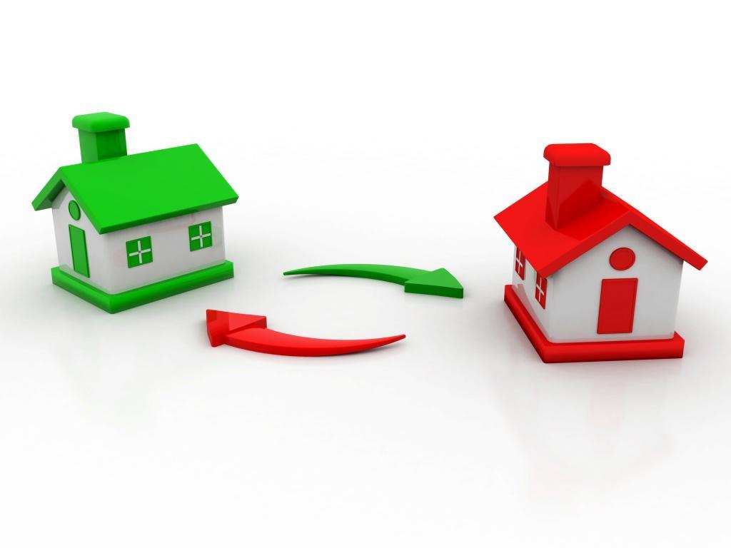 Altes Haus verkaufen neues kaufen
