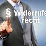 Widerrufsrecht Maklervertrag