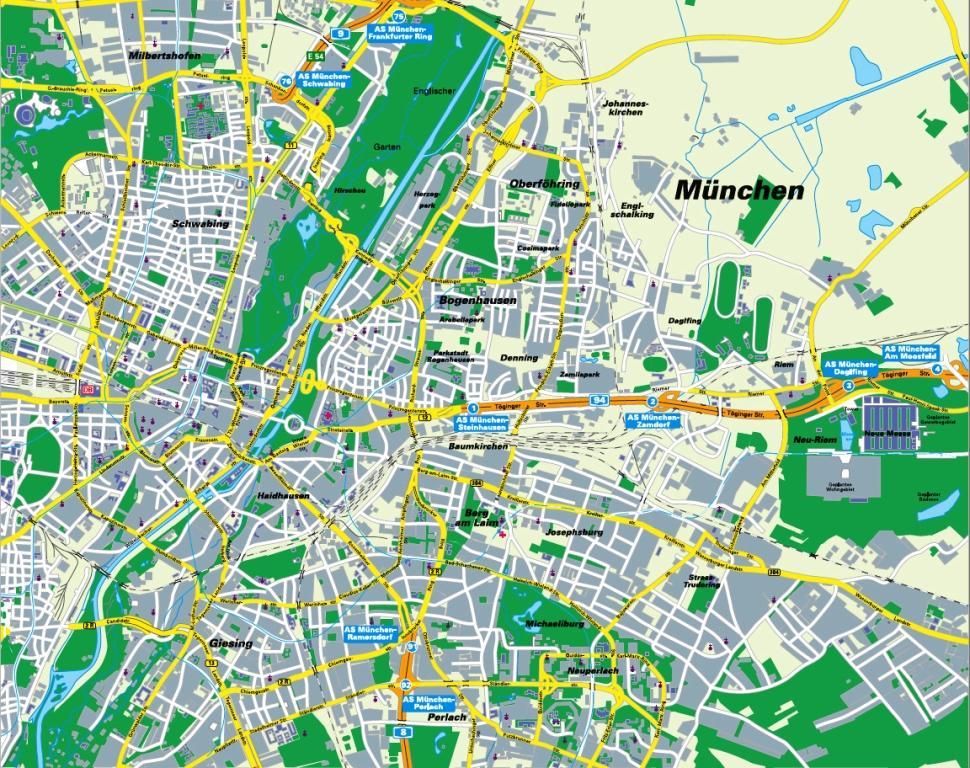 Bodenrichtwert München 2021