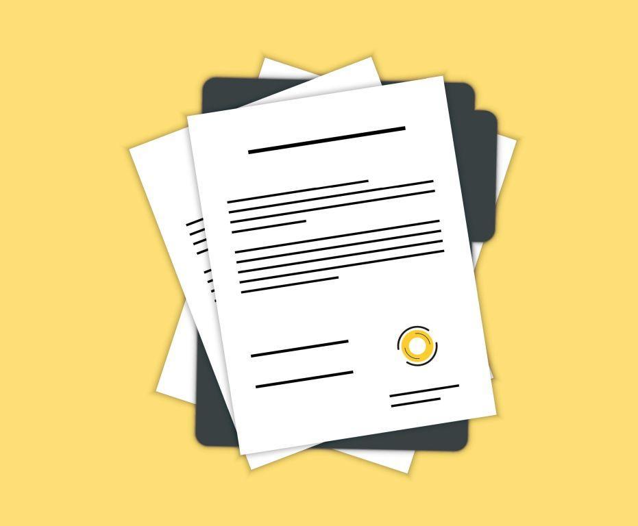 Liegen alle Dokumente vor?
