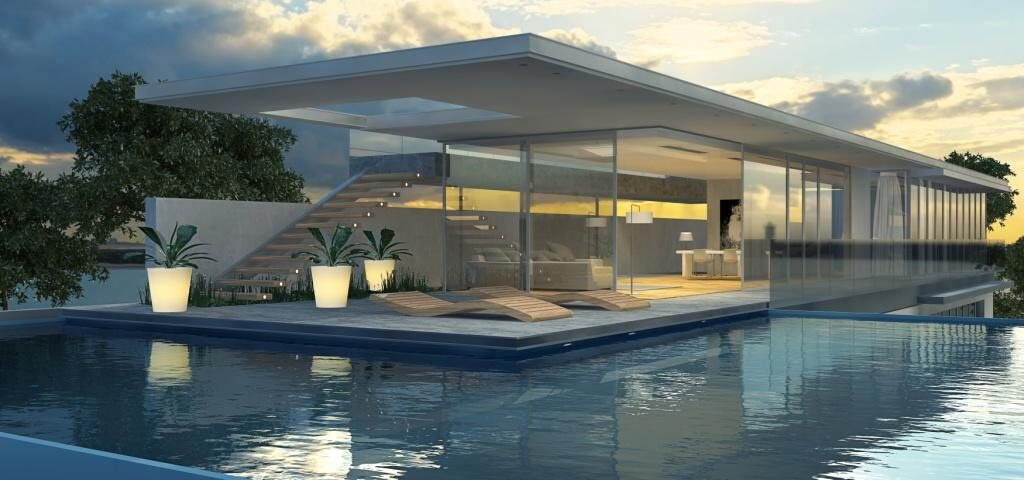 Luxusanwesen mit Pool