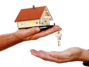 Übergabe der Immobilie