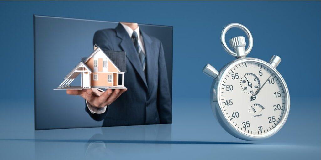 Dauer Hausverkauf