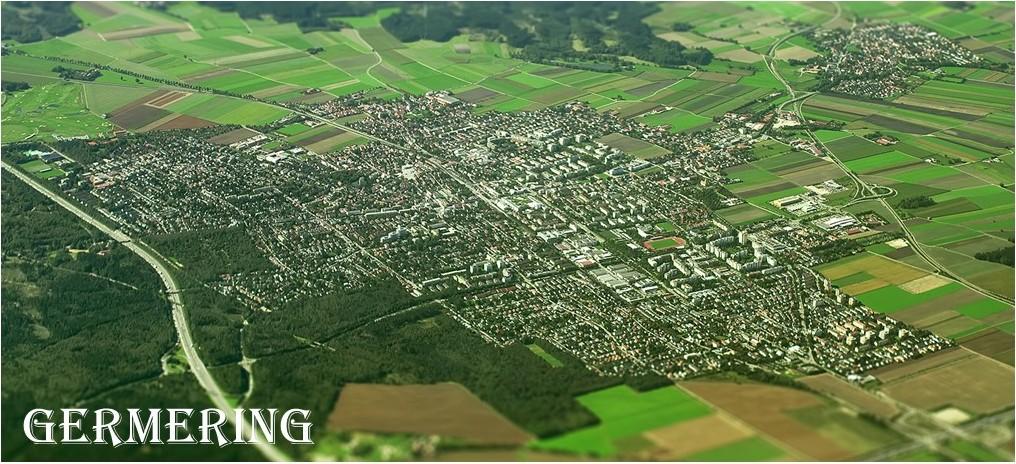 Germering_Luftbild