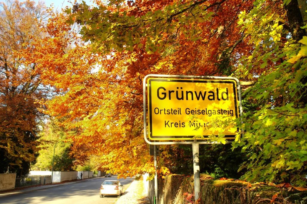 Grünwald_Ortsschild