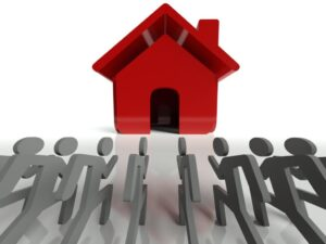 Immobiliennachfrage