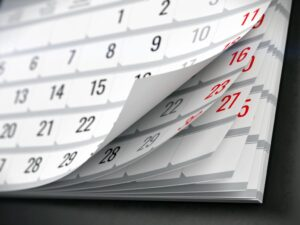Kalender_aufgeblättert