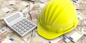Kosten im Baugewerbe