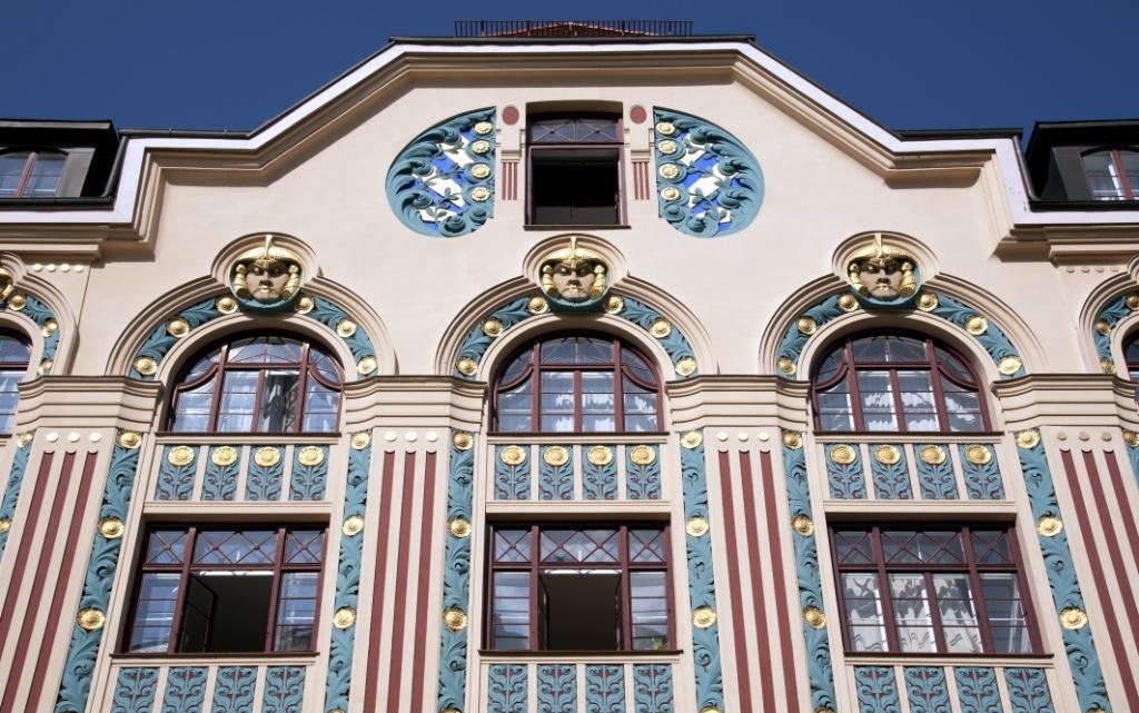 Schwabing – Jugendstilhaus