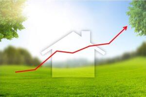 Steigende Grundstückspreise