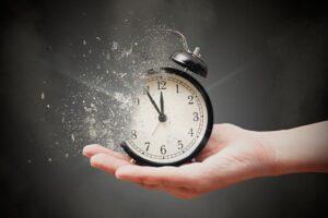 Zeit läuft