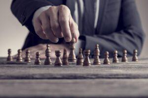 Strategie – Schach