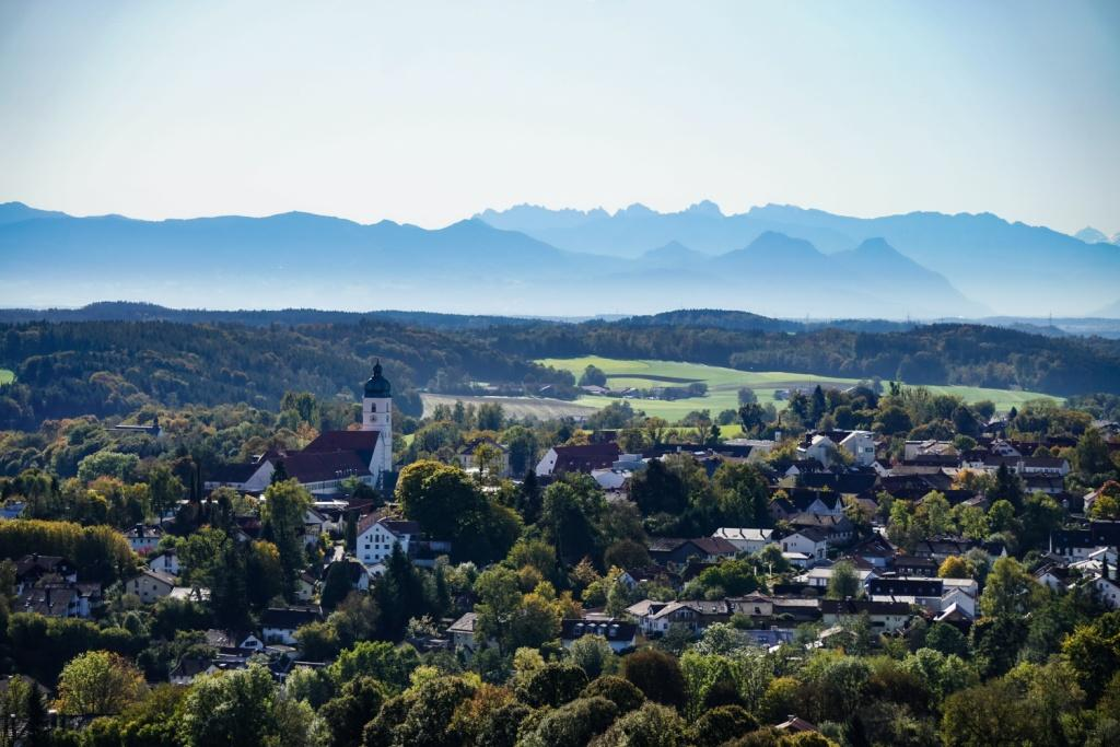 Ebersberg – Voralpenland
