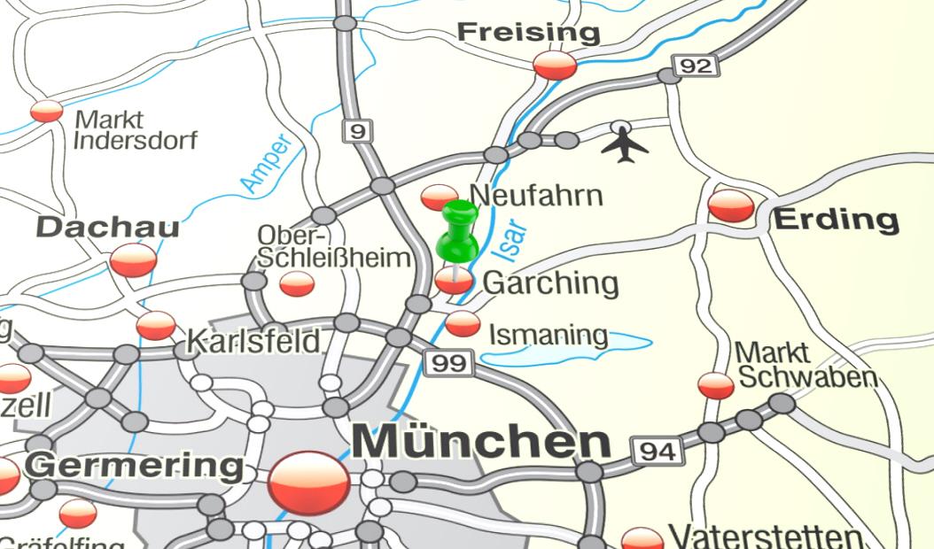 Garching Karte_2