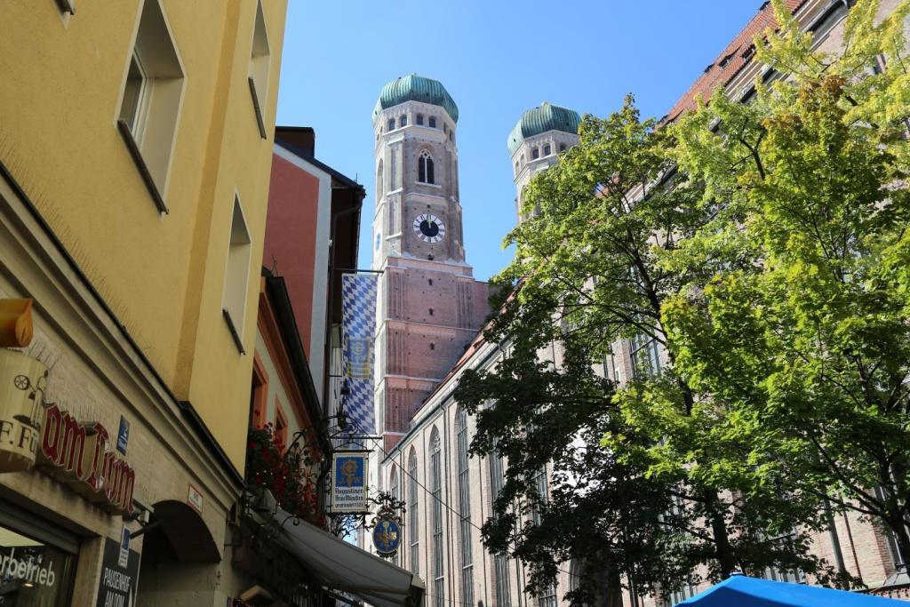 München Altstadt – Frauenkirche