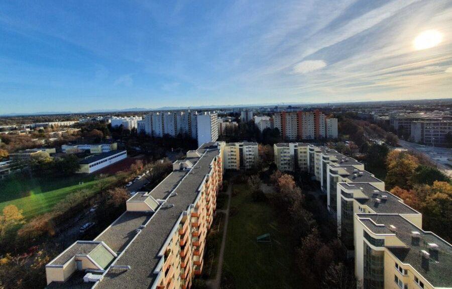 Panorama München Perlach