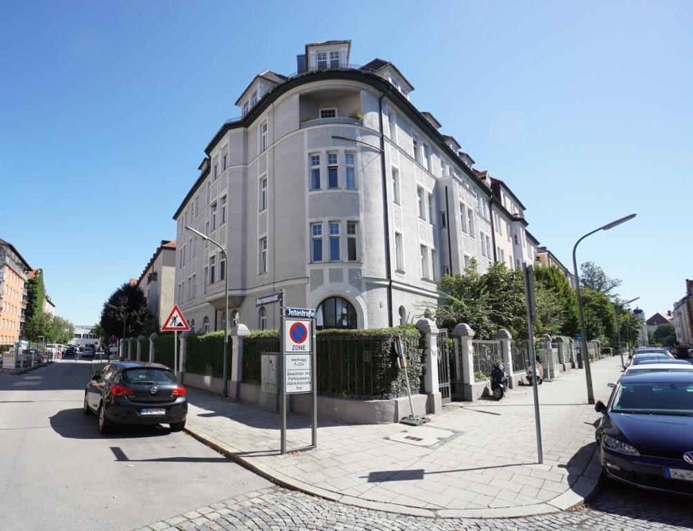 Wohngegend in Neuhausen