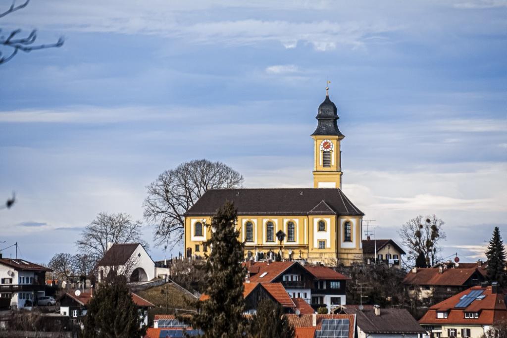 Schäftlarn – Klosterkirche