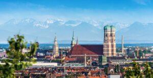 München + Alpen