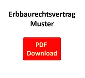 PDF-Download Erbpachtvertrag Mustervertrag
