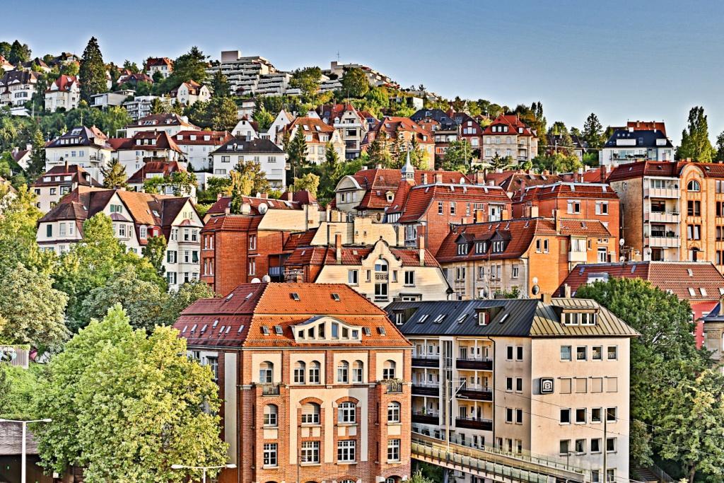 Stuttgart Häuser