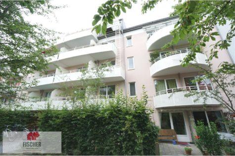 Erbpacht – ruhige 4-Zi.-Gartenwohnung in Milbertshofen, 80807 München, Terrassenwohnung