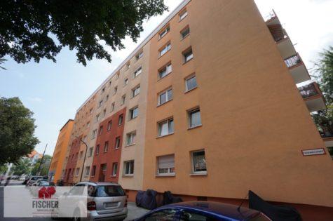 Haidhausen – Gaisbergstr., perfekte Erbpacht-Wohnung mit S-Balkon – BESICHTIGUNG am DO 20.09.18, 81675 München, Etagenwohnung