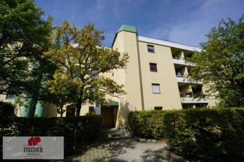 17 m² Westloggia und ganz ruhig in Perlach-Süd – BESICHTIGUNG am FREITAG, den 21.09.18, 81739 München, Etagenwohnung