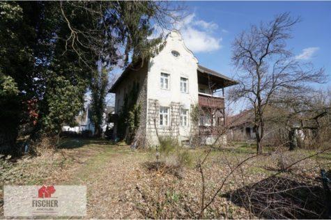 Baugrundstück in grüner Lage von Haar bei München, unbewohnt, 85540 Haar, Wohnen
