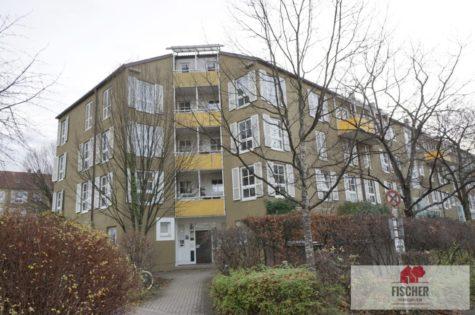 2-Zi.-Wohnung Klugstr. / Dantepark – BESICHTIGUNG am SAMSTAG, den 08.12.18, 80637 München, Etagenwohnung