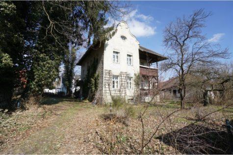Baugrundstück für schönes Einfamilienhaus mit Südwestgarten, 85540 Haar, Wohnen