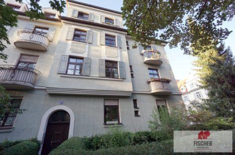 Stilaltbau in Parklage – VERKAUFT, 81371 München, Etagenwohnung