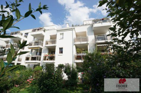 VERKAUFT – Vermietete, schöne, ruhige 2-Zi.-Wohnung im Grünen in Perlach-Süd, 81739 München, Etagenwohnung